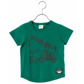 [ベビー]PICNIC MARKET Tシャツ グリーン ベビー・キッズウェア ベビー(70~95cm) トップス(男児) (167)