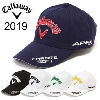 【あすつく可能】Callaway(キャロウェイ) Tour 5 Panel Cap -ツアー 5 パネル キャップ- メンズ 19 JM 241-9984507