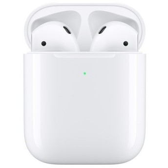 Apple 第2世代 AirPods with Wireless Charging Case MRXJ2J A