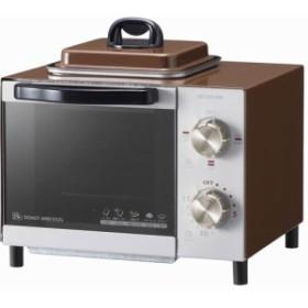 コイズミ KOS0703T(ブラウン) オーブントースター