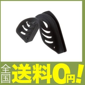 SWANS(スワンズ) サングラスパーツ ガルウィング用 ノーズパーツ 「カービング」シリーズ用 GUA-15 BK ブラック