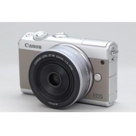 [中古] Canon EOS M100 WL-KIT(GY)