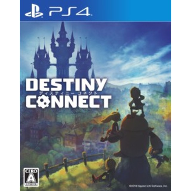 【中古】 DESTINY CONNECT PS4 ソフト Playstation4 プレイステーション4 プレステ4  PLJM-16350 / 中古 ゲーム