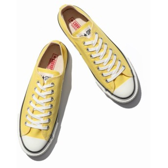 JOINT WORKS CONVERSE canvas allstar J OX◆ イエロー 26