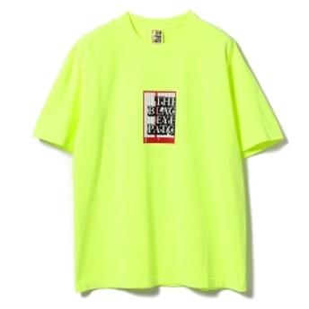 BlackEyePatch / LABEL Tee メンズ Tシャツ YELLOW S