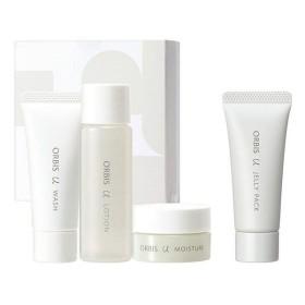 数量限定ORBIS(オルビス) オルビスユー トライアルセット(洗顔料・化粧水・保湿液)+ジュレパックミニ