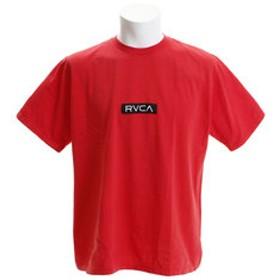 【Super Sports XEBIO & mall店:トップス】PATCH RVCA 半袖Tシャツ AJ041231 RED