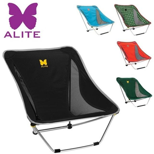 ALITE エーライト  MAYFLY CHAIR 2.0 YN21400 【チェア/椅子/アウトドア/キャンプ】
