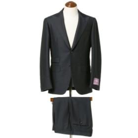 Taylor&Lodge テーラー&ロッジ モヘヤウール ピークドラペル2ボタンスーツ レディース