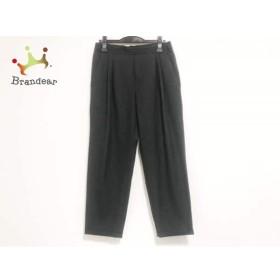 レキップ ヨシエイナバ L'EQUIPE YOSHIE INABA パンツ サイズ38 M レディース 黒     スペシャル特価 20190803
