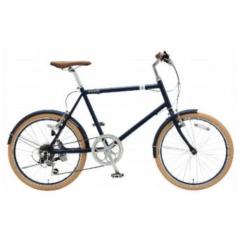 20型 クロスバイク シークレットコード206(マットブルー/460サイズ《適応身長:約150cm以上》) SCH206