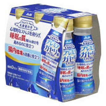 アサヒ飲料 カルピス 届く強さの乳酸菌 W(ダブル)プレミアガセリ菌 100ml 1セット(6本)