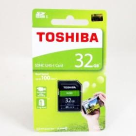 東芝 SDHCカード 32GB 32ギガ CLASS10/SDカード