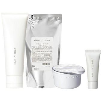 数量限定ORBIS(オルビス) オルビスユー 3stepセット(洗顔・化粧水替・保湿液替)+ジェルパックミニ