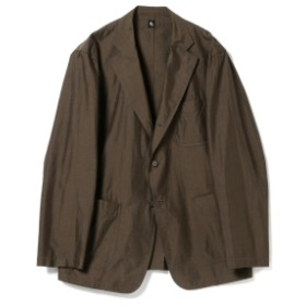 KAPTAIN SUNSHINE / Field Wrap Jacket メンズ カジュアルジャケット BROWN 38