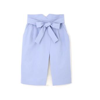 PROPORTION BODY DRESSING フロントプリーツリボンタイトスカート