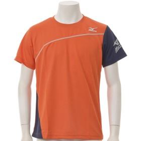 メンズ 【在庫限り】ミズノ アシメライン半袖Tシャツ K2JA9I13