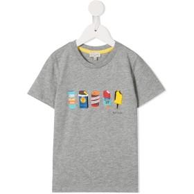 Paul Smith Junior プリント Tシャツ - グレー
