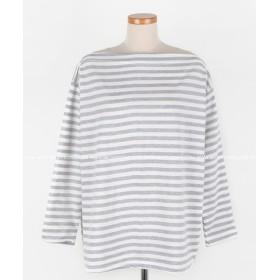 Tシャツ - NOWiSTYLE MICHYEORA(ミチョラ)ボートネックボーダーカットソー韓国韓国ファッション カットソー ボーダー ボートネック しましま マリン ベーシック カジュアル
