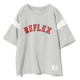 highking / reflex 半袖 Tシャツ 19 (130~140cm) キッズ Tシャツ GREY 130