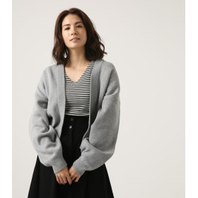 カーディガン - AZUL BY MOUSSY 《期間限定価格》Sweatter short cardigan