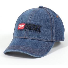 DIESEL ディーゼル SPA9 WATB デニム ベースボールキャップ 帽子 キャップ 01A ユニセックス