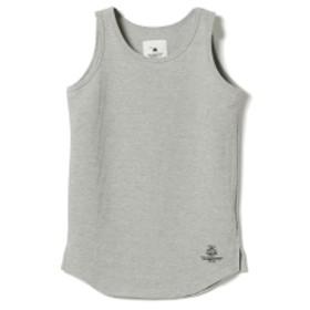 SMOOTHY / サーマル ロング タンクトップ 19(90~140cm) キッズ Tシャツ H.GREY S
