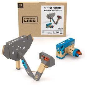 任天堂Nintendo Labo Toy-Con 04: VR Kit ちょびっと版追加Toy-Con(カメラ&ゾウ)HACALP04B