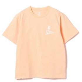 Pilgrim Surf+Supply / Bird Printed Tee メンズ Tシャツ PEACH M