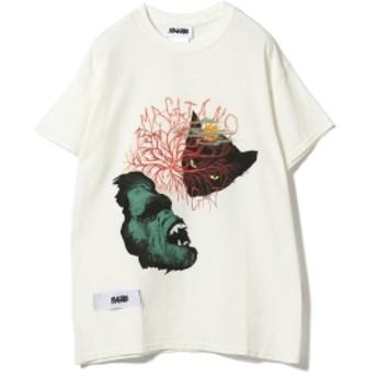 MAGLIANO I.G.BEAMS 別注 グラフィックTシャツ メンズ