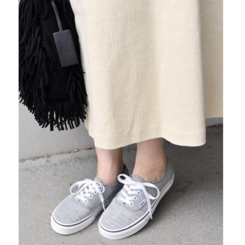 SHIPS for women / シップスウィメン VANS:SHIPS限定AUTHENTIC◇