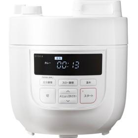 シロカ 電気圧力鍋 sp-d131(wh) (1台)