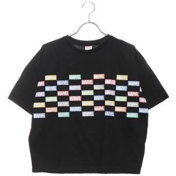 マーベル MARVEL レディース 半袖Tシャツ MV-9C22539TS