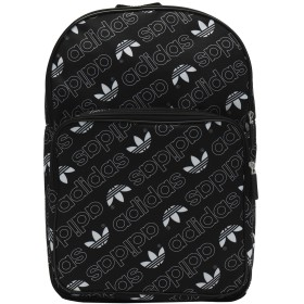 《期間限定 セール開催中》ADIDAS ORIGINALS Unisex バックパック&ヒップバッグ ブラック ポリエステル 100% BP CL M AC GR