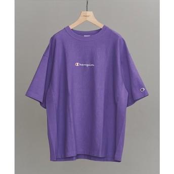 BEAUTY&YOUTH UNITED ARROWS / ビューティ&ユース ユナイテッドアローズ 【別注】 <CHAMPION(チャンピオン)> REVERSE WEAVE TEE/Tシャツ