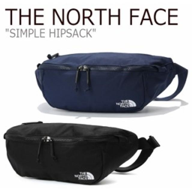 ノースフェイス ウエストポーチ THE NORTH FACE メンズ レディース SIMPLE HIPSACK シンプル ヒップサック NN2HK02A/B バッグ