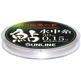 トルネード鮎 水中糸(フロロカーボン) サンライン