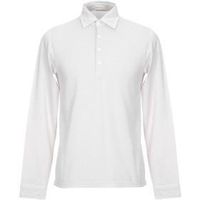 《期間限定 セール開催中》BELLWOOD メンズ ポロシャツ ライトグレー 48 コットン 100%
