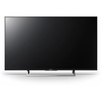 SONY 液晶テレビ BRAVIA KJ-49X8000E (B) [49インチ ブラック]