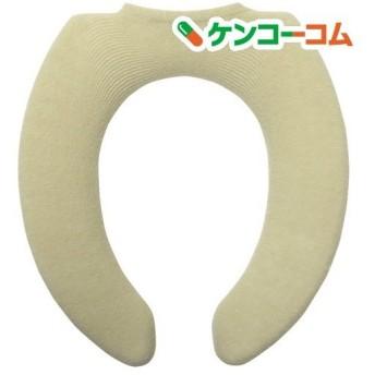 ヨコズナ ラヴィーロジェ U型便座カバー ベージュ ( 1枚 )/ YOKOZUNA(ヨコズナ)