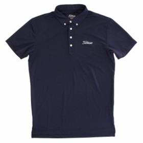 タイトリスト(TITLEIST)ゴルフウェア メンズ 半袖シャツ NV TSMC1900NV (Men's)