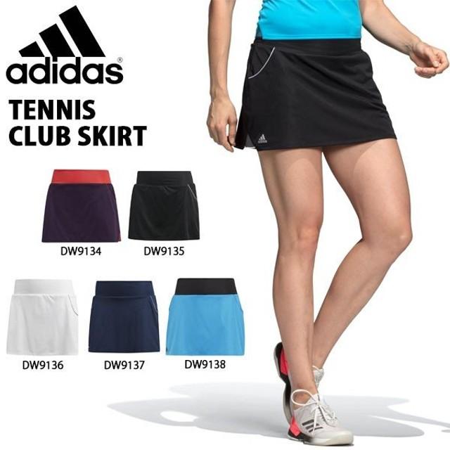 e44bf6aa50dd7 スコート アディダス adidas レディース TENNIS CLUB SKIRT カート テニススカート テニス ウェア 2019夏新作 20