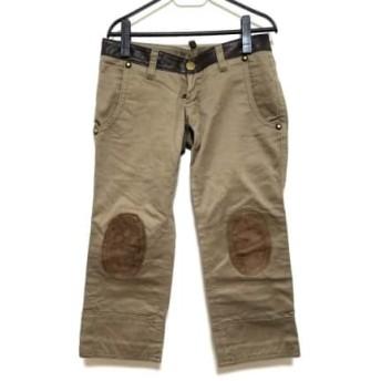 【中古】 ディースクエアード DSQUARED2 パンツ サイズ42 M レディース ブラウン