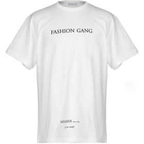 《期間限定セール開催中!》IH NOM UH NIT メンズ T シャツ ホワイト XS コットン 100%