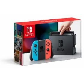 任天堂 ゲーム機 Nintendo Switch [ネオンブルー/ネオンレッド]
