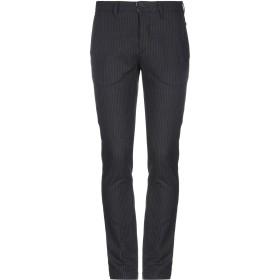 《期間限定セール開催中!》CRUNA メンズ パンツ ブラック 46 コットン 49% / ウール 35% / ナイロン 13% / 指定外繊維 3%