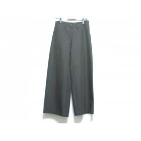【中古】 ワイズ Y's パンツ サイズ2 M レディース グレー