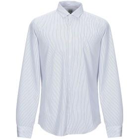 《期間限定セール開催中!》GMF 965 メンズ シャツ ホワイト 43 コットン 100%