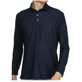ミズノ(MIZUNO) メンズ ゴルフ 長袖シャツ シャツ衿 ディープネイビー 52MA9A30 14 トップス スポーツウェア