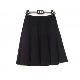 【中古】 ルネ Rene スカート サイズ36 S レディース 美品 黒